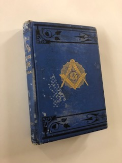 General Ahiman Rezon and Freemason's Guide containing monitorial instructions. Daniel Sickels, 33...