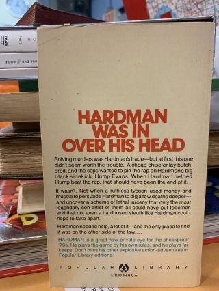 Hardman #9: The One-Dollar Rip-Off
