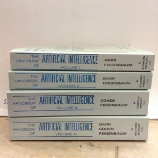 The Handbook of Artificial Intelligence. Avron Barr, Edward Feigenbaum