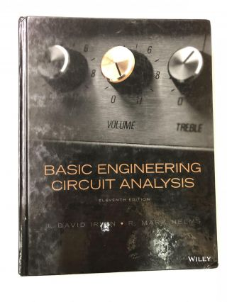 Basic Engineering Circuit Analysis. David J. Irwin, Robert M. M. Nelms