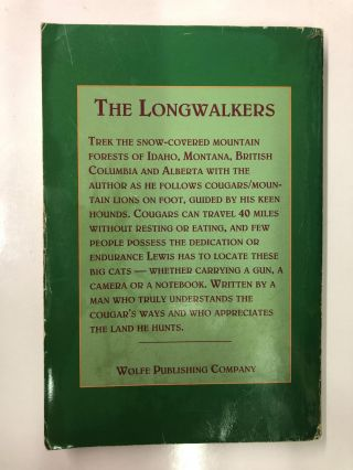 The Longwalkers