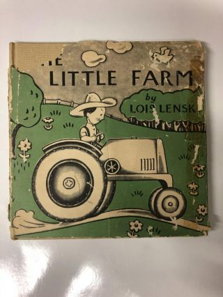 The Little Farm. Lois Lenski