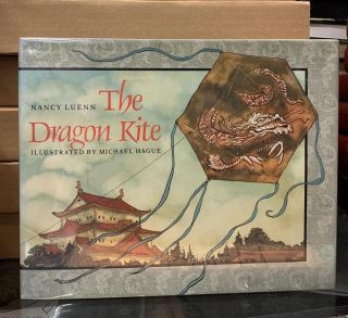 The Dragon Kite. Nancy Luenn