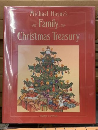 Michael Hague's Family Christmas Treasury. Michael Hague