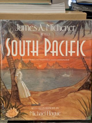 South Pacific. James A. Michener