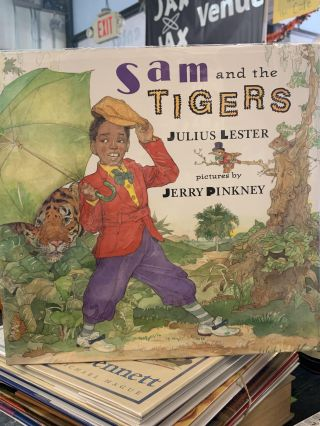 Sam and the Tigers. Julius Leter
