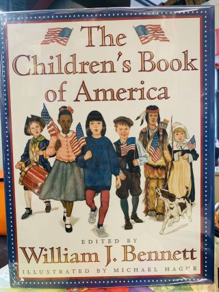The Children's Book of America. William J. Bennett