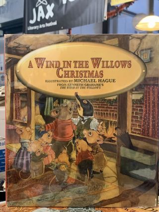 A Wind in the Willows Christmas. Michael Hague