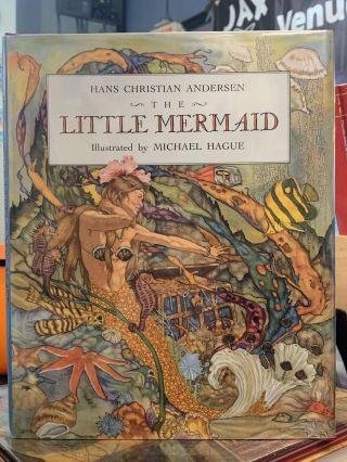 The Little Mermaid. Hans Christian Andersen