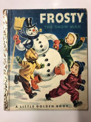 Frosty the Snow Man. Annie North Bedford, Corinne Malvern
