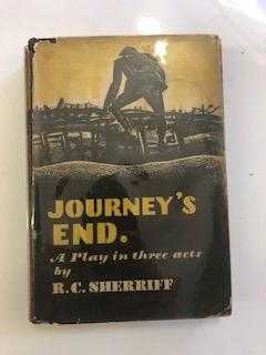 Journey's End. R. C. Sheriff