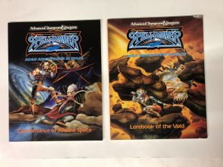 Spelljammer: Adventures in Space