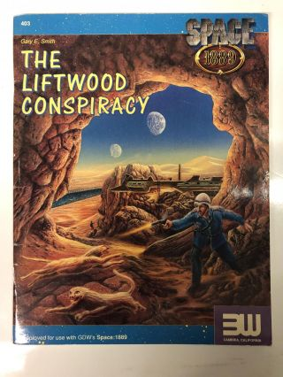 The Liftwood Conspiracy. Gary Smith