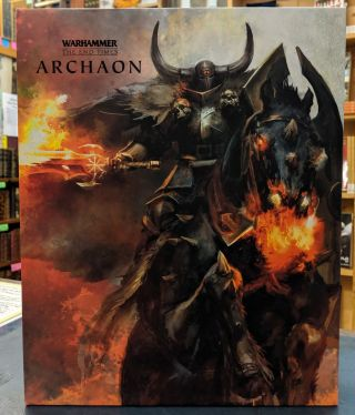 Warhammer the End Times Archaon