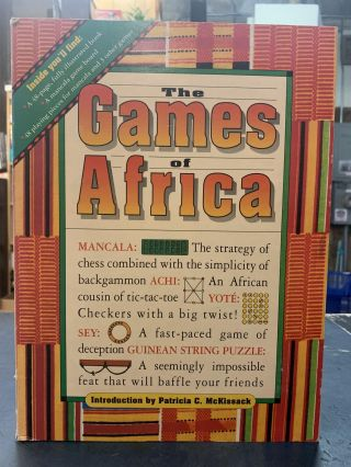 The Games of Africa