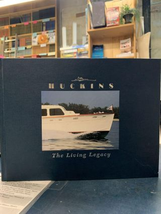 Huckins; The Living Legacy. Andrée Conrad