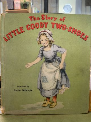 The Story of Little Goody Two-Shoes