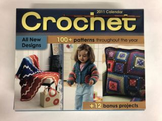 Crochet: 2011 Day-to-Day Calendar. Accord Publishing