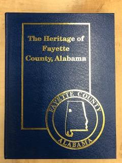 Heritage of Fayette County, Alabama