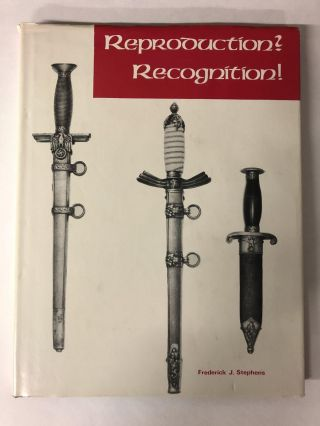 Reproduction? recognition! Frederick John Stephens