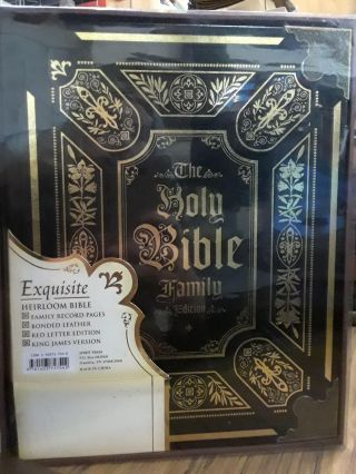 The Holy Bible Family Edition