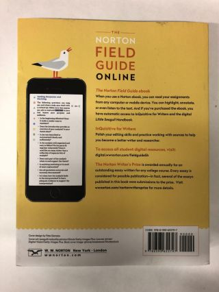 The Norton Field Guide to Writing: with Handbook (Fifth Edition)
