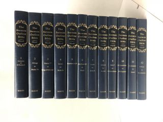 The Sermon Outline Bible (12 Volume Set). W. Robertson Nicoll