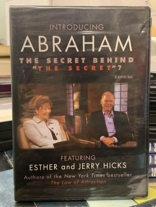 "Introducing Abraham - The Secret Behind ""The Secret"" ?"