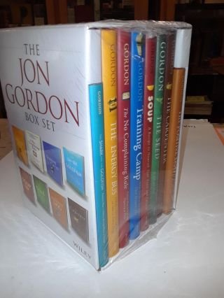 The Jon Gordon Box Set. Jon Gordon