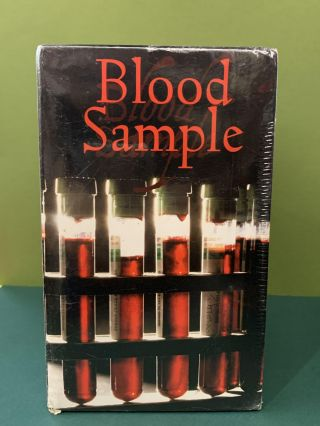 Blood Sample. Katie MacAlister J R. Ward, Kelly Armstrong, Colleen Gleason, Mary Janice Davidson,...