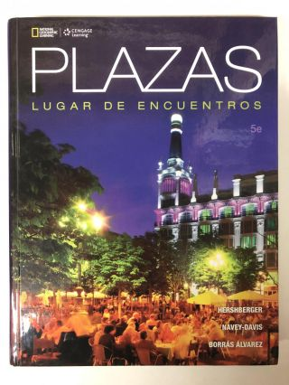 Plazas. Robert Hershberger