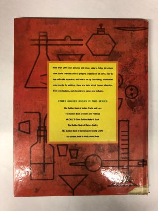 The Golden Book of Chemistry Experiments: How to Set up a Home Laboratory--Over 200 Simple Experiments