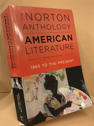 The Norton Anthology of American Literature : Vol. 2 (Shorter Ninth Edition
