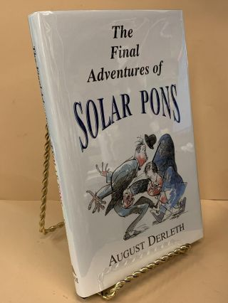 The Final Adventures of Solar Pons. August Derleth