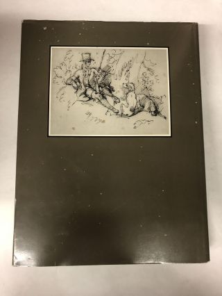 British Sporting and Animal Drawings, 1500-1850 (Sport in Art and Books)