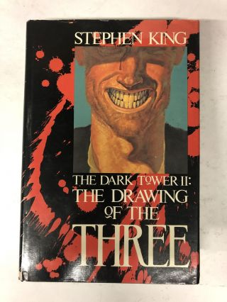 The Dark Tower II: The Drawing of the Three. Stephen King