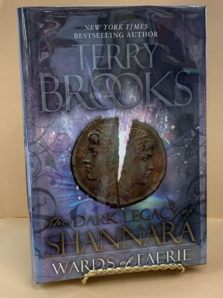 Wards of Faerie : Dark Legacy of Shannara. Terry Brooks