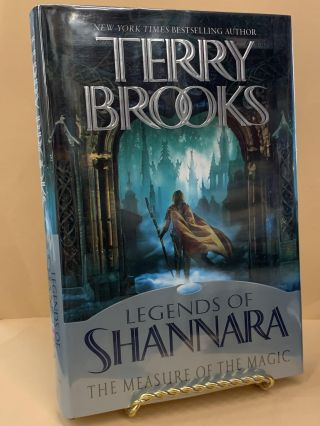 The Measure of the Magic : Legends of Shannara. Terry Brooks