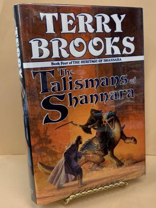 The Talismans of Shannara : The Heritage of Shannara. Terry Brooks