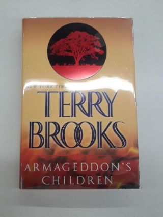 Armageddon's Children. Terry Brooks