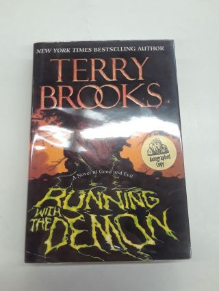 Running with the Demon. Terry Brooks