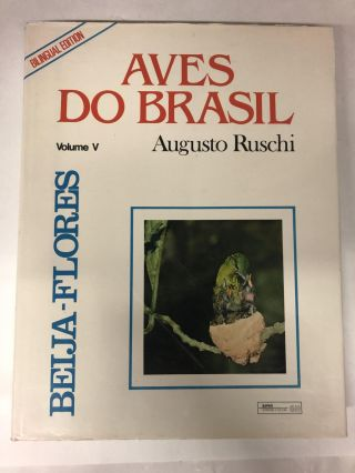 Aves Do Brasil Volume 5