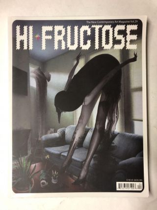 Hi-Fructose The New Contemporary Art Magazine