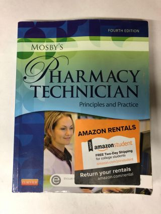 Mosby's Pharmacy Technician: Principles and Practice. Elsevier