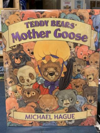 Teddy Bears' Mother Goose. Michael Hague