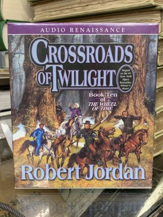 Crossroads of Twilight. Robert Jordan