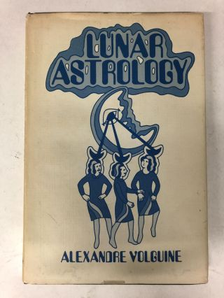 Lunar astrology: An attempt at a reconstruction of the ancient astrological system