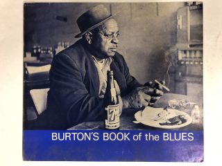 Burton's Book of the Blues. Burton Wilson