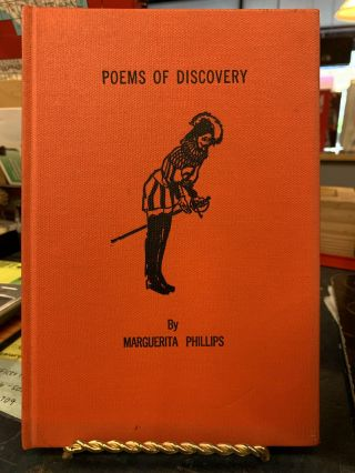 Poems of Discovery. Marguerita Phillips