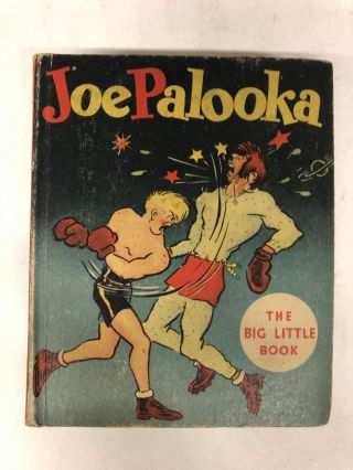 Joe Palooka. Ham Fisher